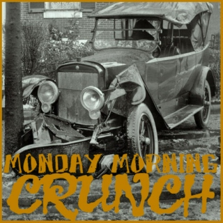 Monday Morning Crunch 04/22/2013