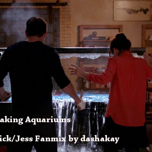 breaking aquariums