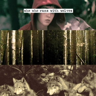 she who runs with wolves