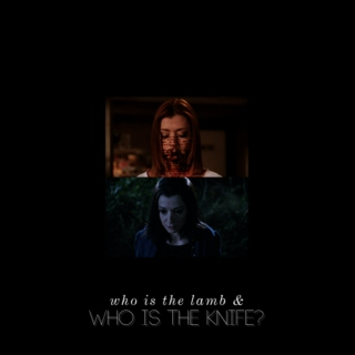 who is the lamb & who is the knife?