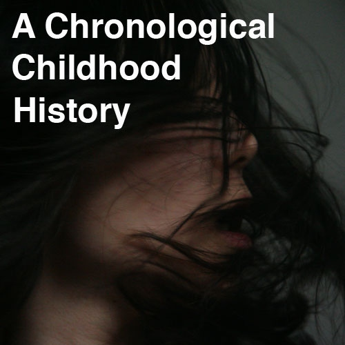 A Chronological Childhood History