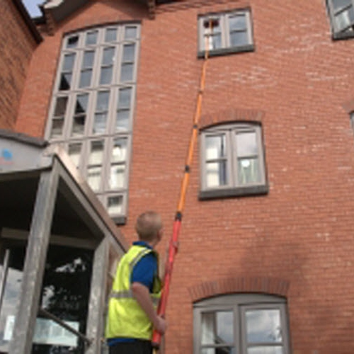 quality water fed pole window cleaning systems