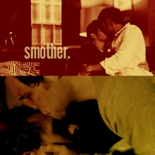 smother.