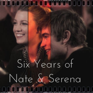 six years of nate and serena