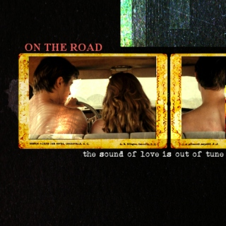 the sound of love is out of tune | on the road | dean/sal