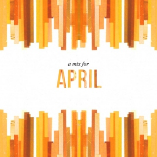 for april
