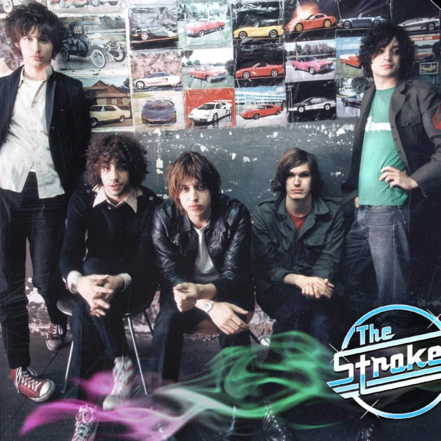 Good times with The Strokes and friends