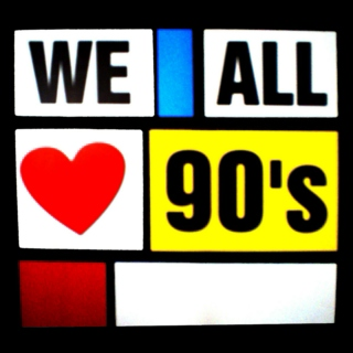 Must LOVE the 90's - Party