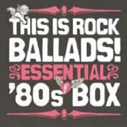 Bring out the lighters:Power Ballads of the 80's and 90's