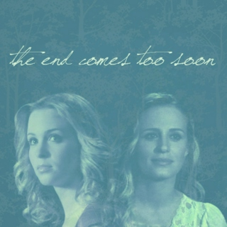The End Comes Too Soon [a Mary Winchester fanmix]