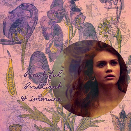 Beautiful, Brilliant, & Immune [a Lydia Martin fanmix]