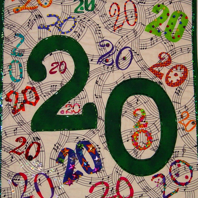 Willful Resignation to the Coming of Age (Year 20)