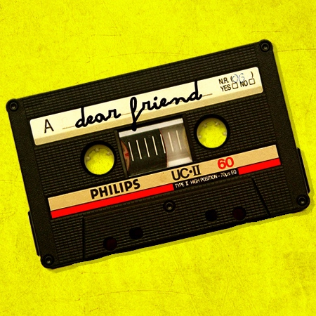 Dear Friend [a Perks of Being a Wallflower fanmix]