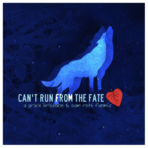 Can't Run From The Fate
