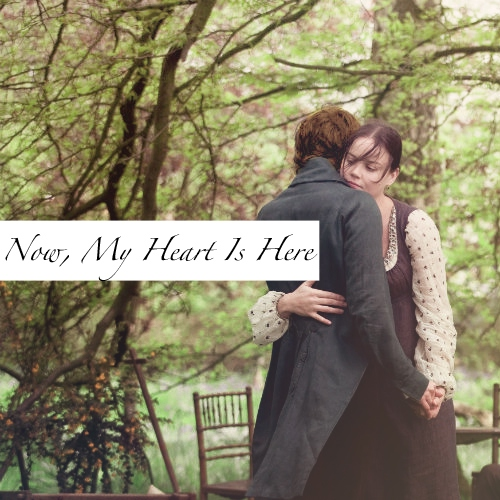 Now, My Heart Is Here