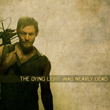 The Dying Light Was Nearly Dead [a Daryl Dixon fanmix]