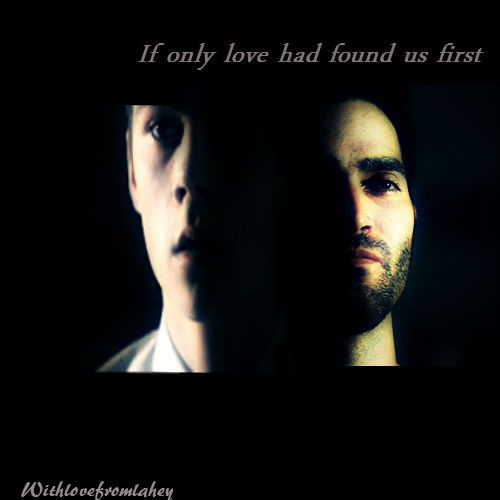 If only love had found us first