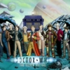 Eleven Doctors, One Type-40 T.A.R.D.I.S.