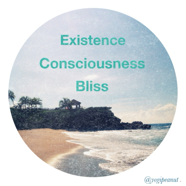 Existence, Consciousness, Bliss