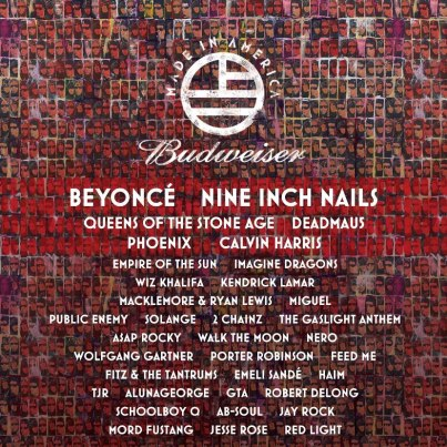 Made in America 2013 Pt.1