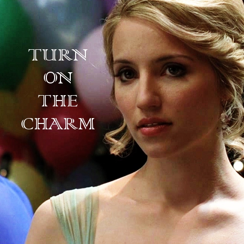 turn on the charm