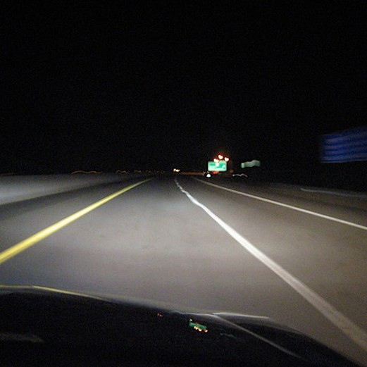 Inspring for Night Driving