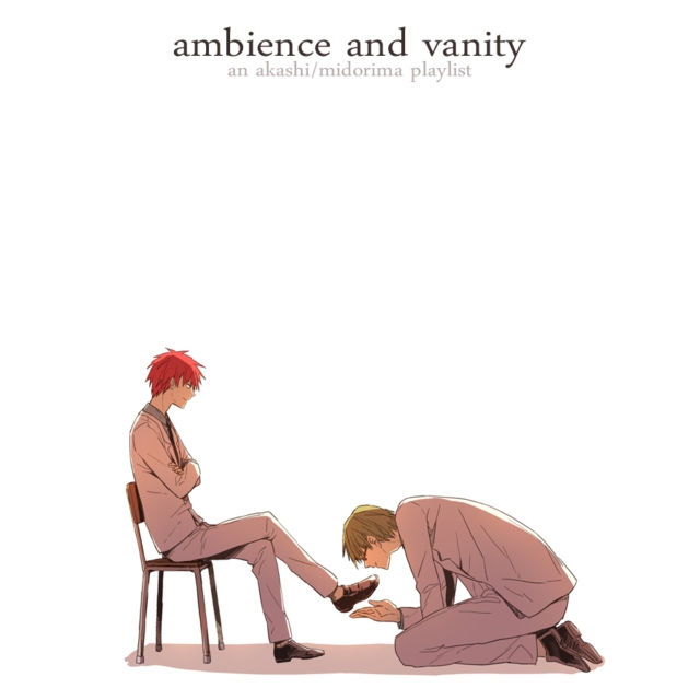 ambience and vanity