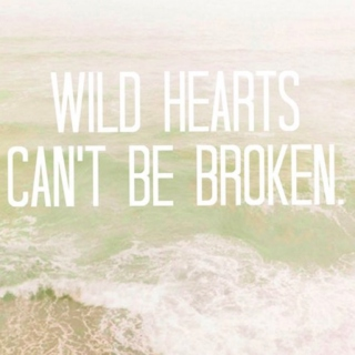 Wild Hearts Can't Be Broken {April 2013}