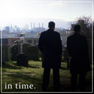 { in time }