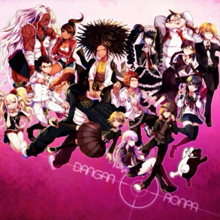 Super High-School Level Playlist: A Dangan Ronpa Fanmix
