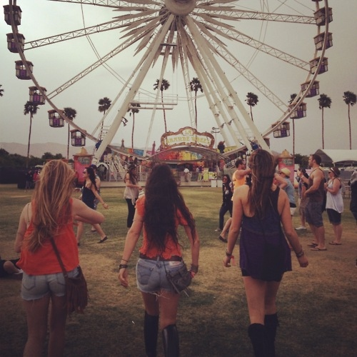 coachella dream
