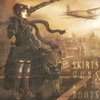 skirts, guns, and boots