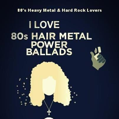 80s Rock Hair Bands