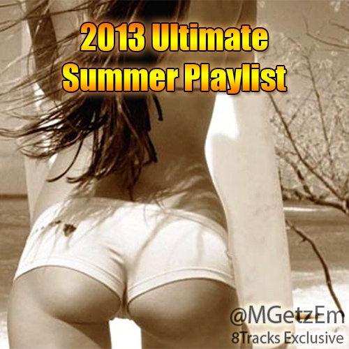 2013 Ultimate Summer Playlist