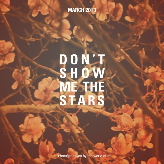 don't show me the stars