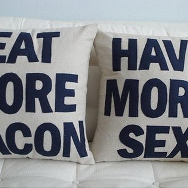 Eat More Bacon, Have More Sex