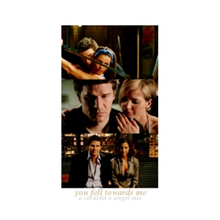 you fell towards me | a cordelia & angel fanmix