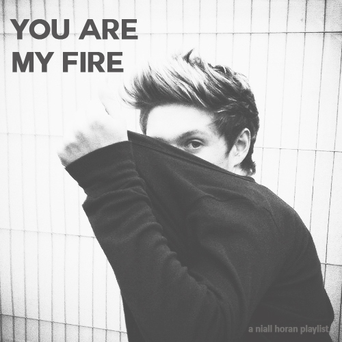 you are my fire