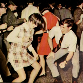 down the line: 50s & 60s progenitors of punk