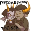 the cow beneath the sea