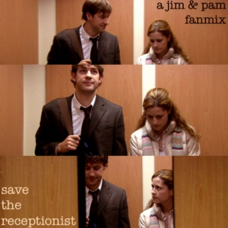 Save the Receptionist [a Jim & Pam fanmix]