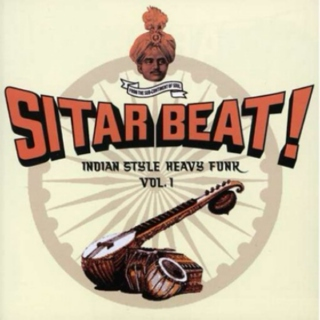 sitar beat! indian style heavy funk vol.1