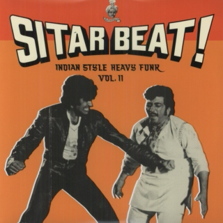 sitar beat! indian style heavy funk vol. 2