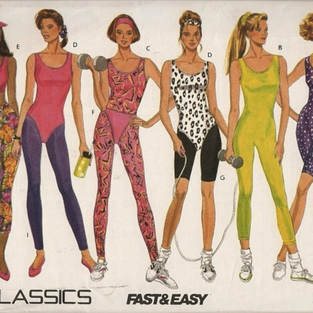 Hipsters Exercise Too.