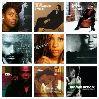 R&B Throwbacks & Sum, Vol.IV