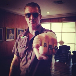 The Man, The Myth, The Homminator and Ginger Elvis: Josh Homme