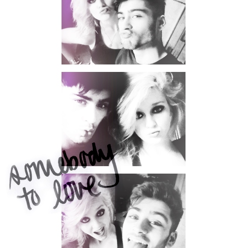 Somebody To Love; Zerrie Fanmix;