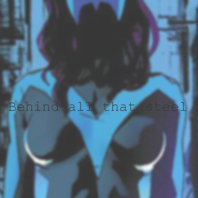 .::Behind all that Steel::.