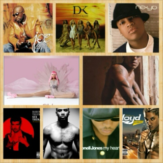 R&B Throwbacks & Sum, Vol.V