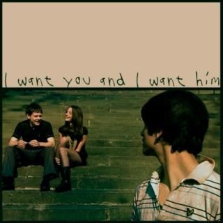 I Want You and I Want Him [a Cook/Freddie/Effy fanmix]